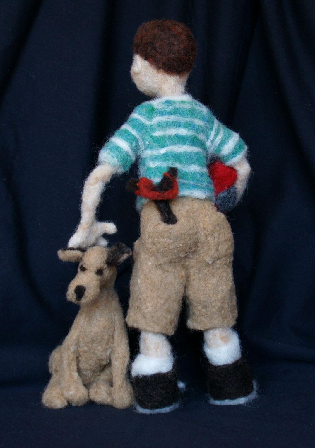 felting contest. doll. thumbs. ned slingshot. jpg.