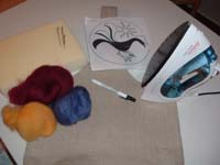 needle felting instructions free