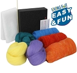 Needle Felting Basic Starter Kit