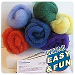 Basic Needle felting Kit
